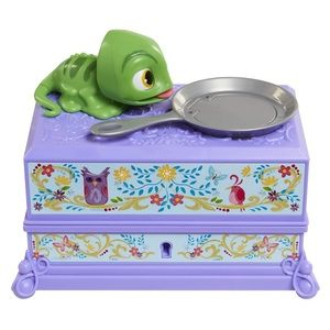 Disney Tangled the Series Pascal Jewelry box